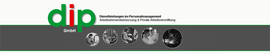 DIP GmbH – Facharbeiter, Leiharbeiter und Personal in Heilbronn